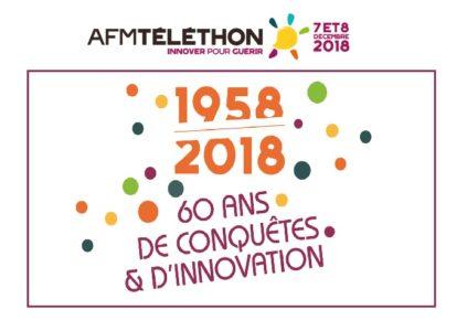 téléthon2018 60 ans