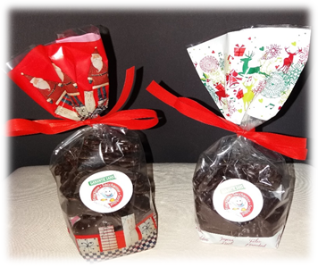 Chocolats en sachet 100 g