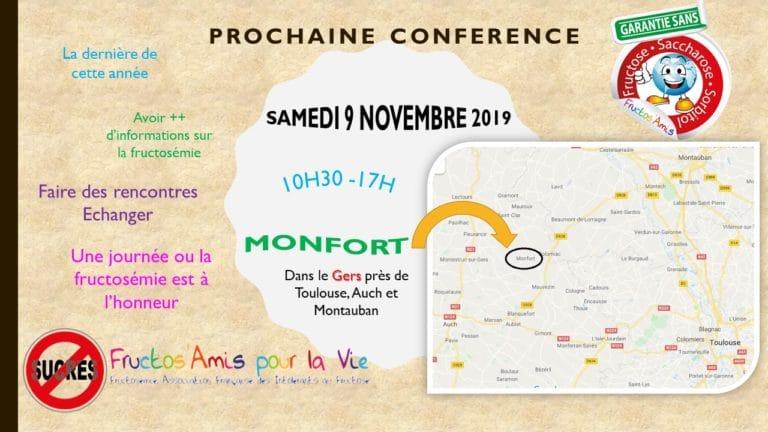 Conférence du 09 novembre